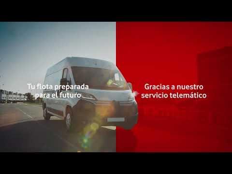 Vodafone Business Fleet Analytics – Service Profiles (Español con subtítulos)