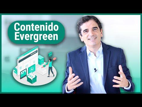 El contenido que NO caduca: Contenido Evergreen
