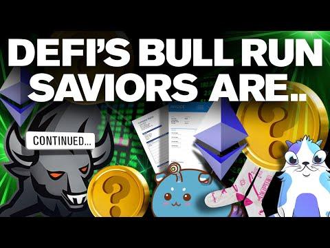 DeFi Bull Run Cancelled!? No!! This Will Reignite It…
