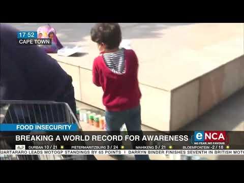 Feeding scheme aims to break world record for awareness