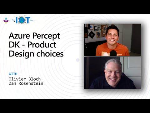 Azure Percept DK - Product Design choices