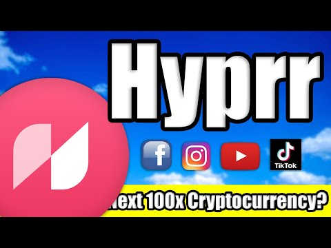 Is Hyprr (HYPE Token) the Next 100x Cryptocurrency? | Hyprr Platform Review | AKA Howdoo UDOO