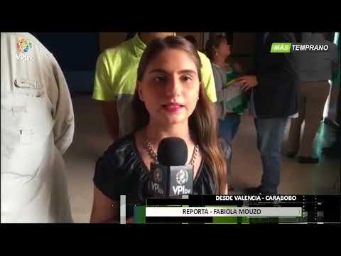 Venezuela- Manuela Bolívar visitó al presidente de Capemiac en nombre de la Asamblea -VPItv