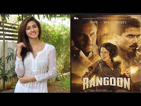 Disha Becoming Popular With Brands | 'Rangoon' Gets A U/A Certificate