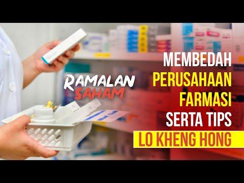 Ramalan Saham - Membedah Perusahaan Farmasi & Tips dari Lo Kheng Hong