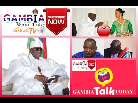 GAMBIA TODAY TALK 9TH SEPTEMBER 2020