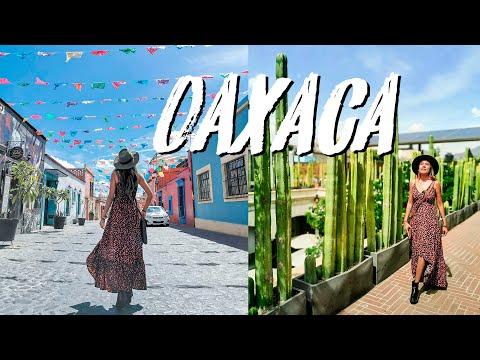 Qué hacer en la ciudad de OAXACA | MARIEL DE VIAJE