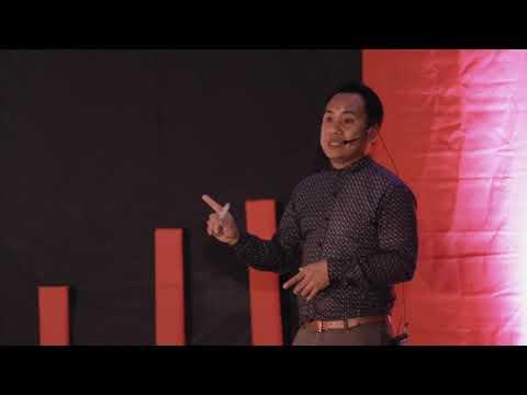 On Becoming Better   Aris Larroder   TEDxYouth@PSHSWVC