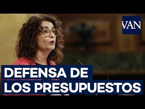 Montero afirma que el Gobierno