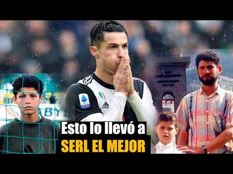 La Impactante Historia De Cristiano Ronaldo Y Todo Lo Que Tuvo Que Pasar Para Ser El Mejor