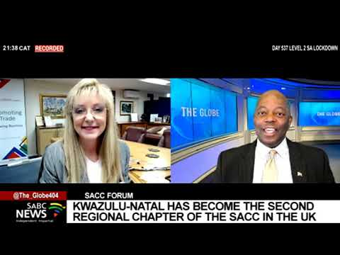 SA Chamber of Commerce UK's role on development of business opportunities: Sharon Constancon