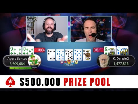 OVER 119K for 1st place ♠️ Stadium Series 2020 - Final tables ♠️ PokerStars Global