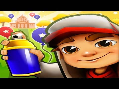 hqdefault Subway Surfers Washington Android Gameplay #6 Technology