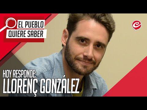 El Pueblo Quiere Saber con Llorenç González