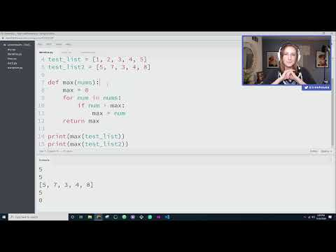 How to Structure Your Code with Megan Amendola
