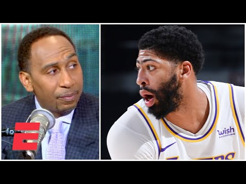 Is Anthony Davis a top-5 player in the NBA? Stephen A. weighs in   KJZ