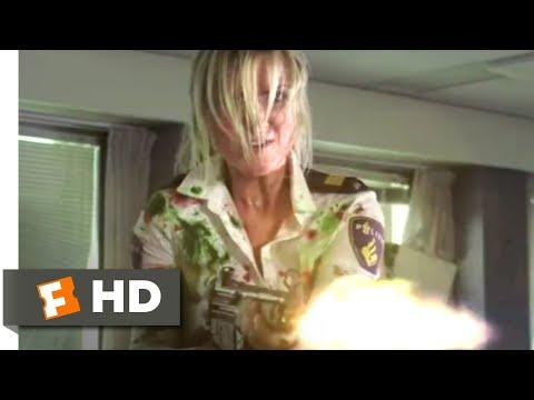 Kill Zombie! (2013) - Office Zombies Scene (8/10) | Movieclips