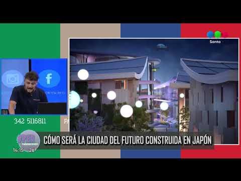 """CÓMO SERÁ LA """"CIUDAD DEL FUTURO"""" QUE VAN A CONSTRUIR EN JAPÓN"""