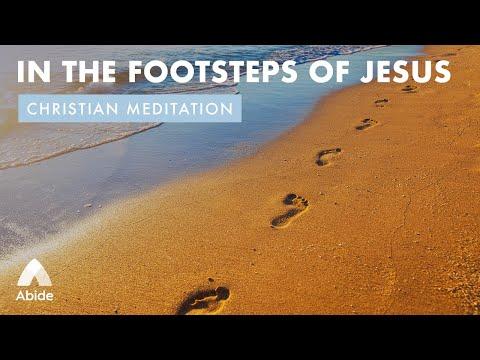 POWERFUL! 3 Hours IN THE FOOTSTEPS OF JESUS | Dreams | Deep Sleep Relaxing Music | Mindfulness