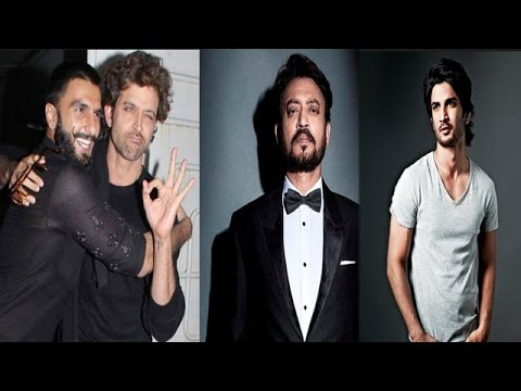 Hrithik Adores Ranveer    Irfan Khan & Sushant To Share Screen Space In 'Tagdam'