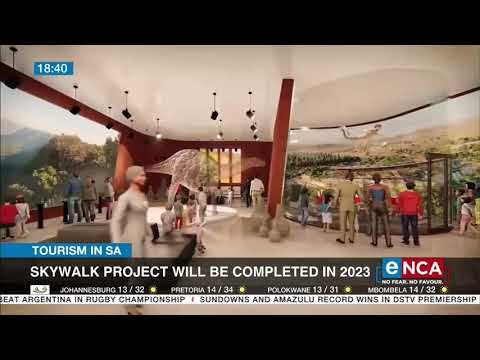Skywalk project will be completed in 2023