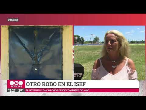 Triste récord del ISEF: 10 robos en menos de 50 días