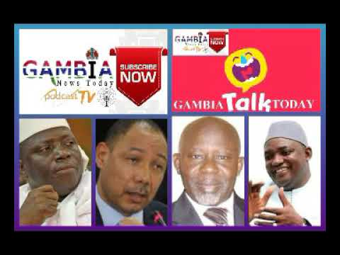 GAMBIA TODAY TALK 10TH OCTOBER 2021