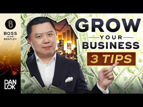 3 Simple Tips To Grow Your 6-Figure Business