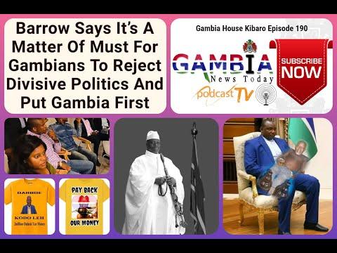 Gambia House Kibaro Episode 190