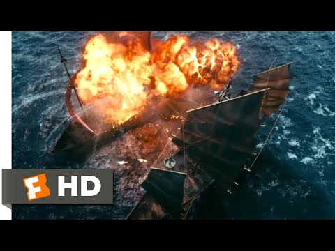 The Pirates (2014) - Explosive Duel Scene (10/10) | Movieclips