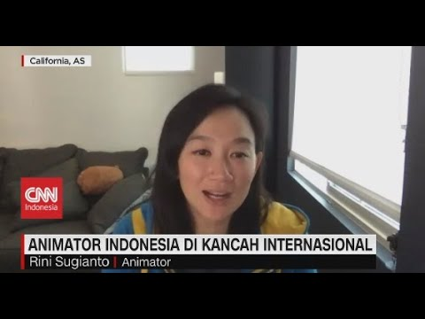 Animator Indonesia di Kancah Internasional