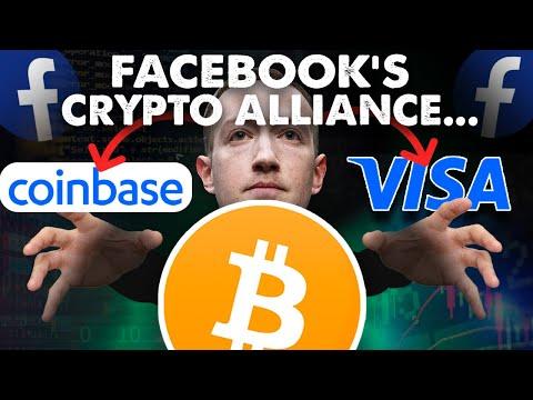 Facebook, Coinbase & Visa.. Join Hands to Rule BITCOIN!?