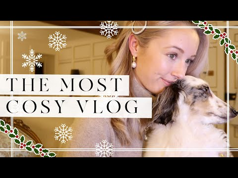 THE COSIEST VLOG OF ALL TIME //  VLOGMAS DAY 3 // Fashion Mumblr