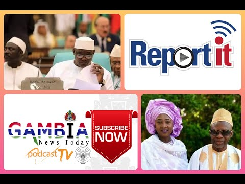 GAMBIA REPORTS 27TH APRIL 2020