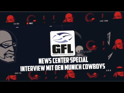 GFL-NEWS-CENTER Special Munich Cowboys