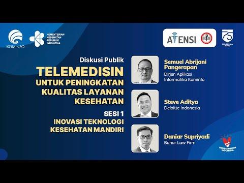 Seminar Nasional: Inovasi Teknologi Kesehatan Mandiri