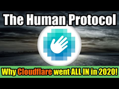 Why The Human Protocol (HMT) is a Cryptocurrency on My Radar RIGHT NOW | Cloudflare goes ALL IN!