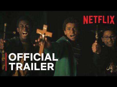 VAMPIRES VS THE BRONX | Official Trailer | Netflix