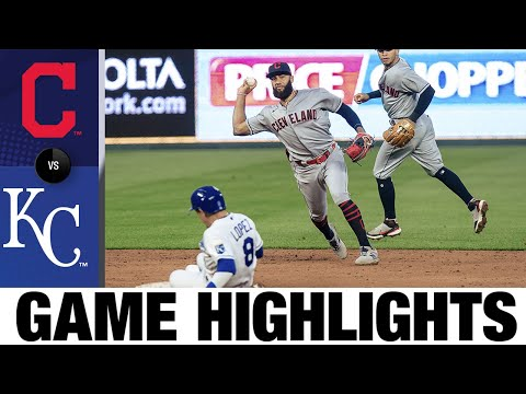 Indians vs. Royals Game Highlights (5/3/21) | MLB Highlights