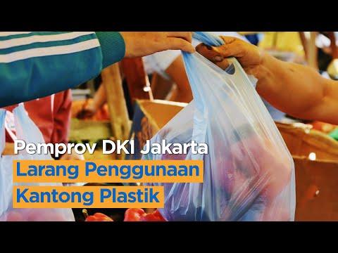 Denda Rp25 Juta, Jika Tak Pakai Kantong Belanja Ramah Lingkungan
