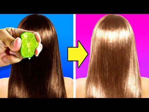 30 FRESH HACKS FOR YOUR HAIR