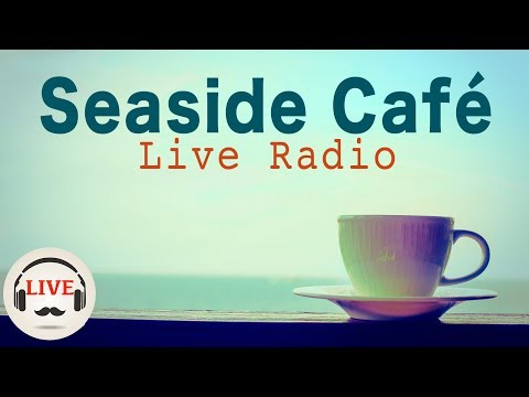 Relaxing Hawaiian Cafe Music & Jazz, Bossa Nova Music - 24/7 Live - Chill Out Music For Study, Work