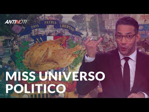 Miss Universo Político En República Dominicana | El Antinoti