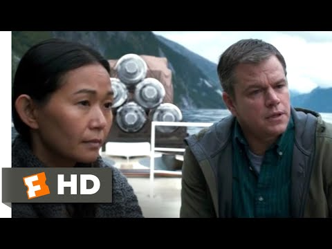 Downsizing (2017) - Human Extinction Scene (6/10) | Movieclips