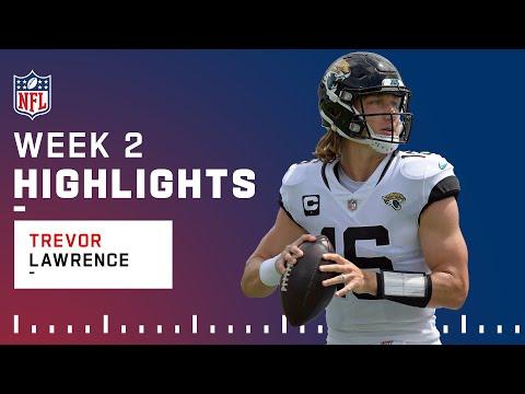 Every Trevor Lawrence Play vs. Broncos | NFL 2021 Highlights