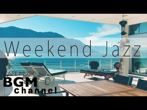 Summer Weekend Jazz - Relaxing Jazz Hip Hop Instrumental