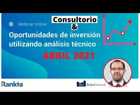 🔑Oportunidades de INVERSIÓN con David Galán y Consultorio de ►BOLSA con Rankia abril 2021📈