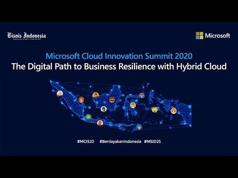 Digital Event - Microsoft Cloud Innovation Summit 2020
