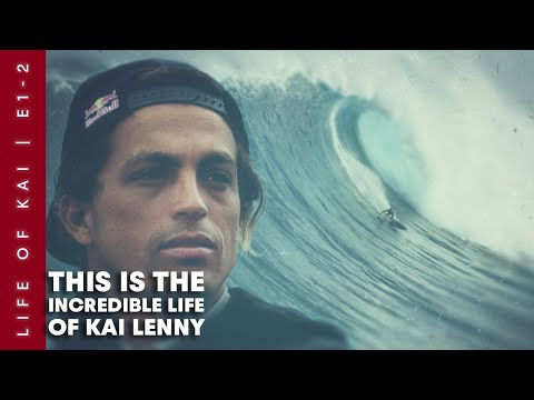 This Is The Wild Ride That Is The Life Of Kai Lenny