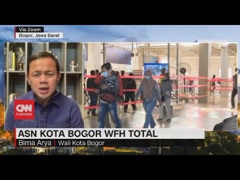 ASN Kota Bogor WFH Total
